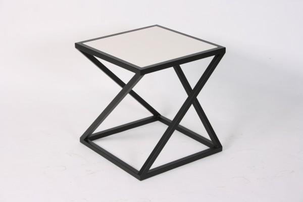 Lounge-Tisch Model Z Weiß